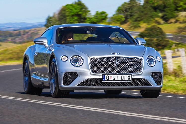 Bentley continental for sale australia