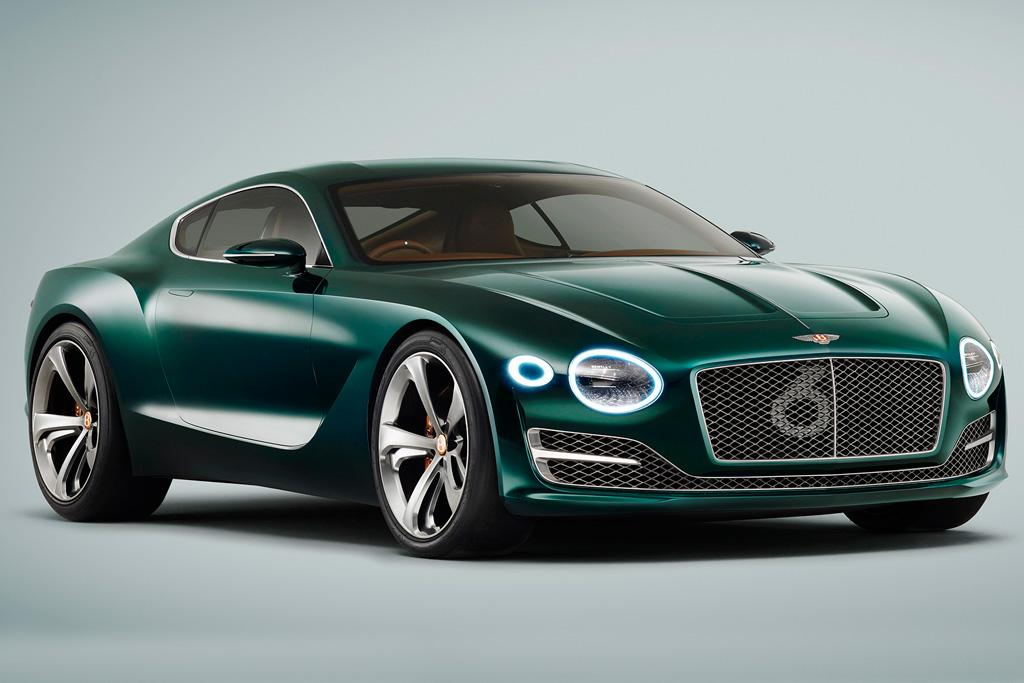 Bentley Plotting All New Sports Car