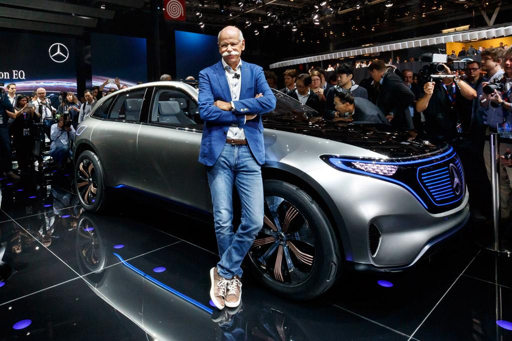 Mercedes Benz Ev Confirmed For Oz Motoring Com Au