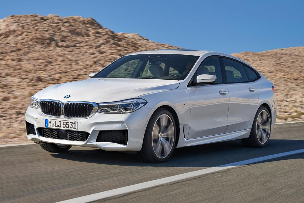 The 640i Xdrive Is First Non Performance Bmw Model To Feature Its Intelligent All Wheel Drive System Rear Biased 60 40 In Regular Driving