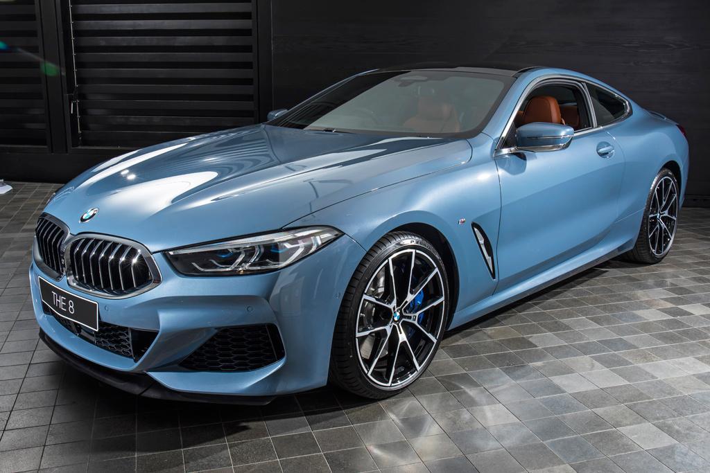 New BMW 8 Series lands in Australia - motoring com au
