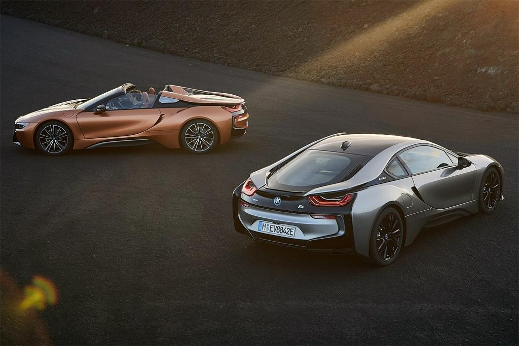 Bmw I8 Roadster Arrives Motoring Com Au