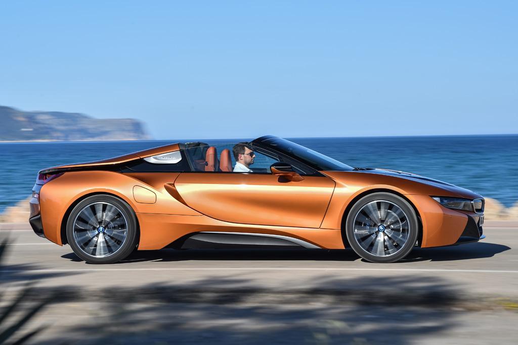 Bmw I8 Roadster 2018 Review Motoring Com Au