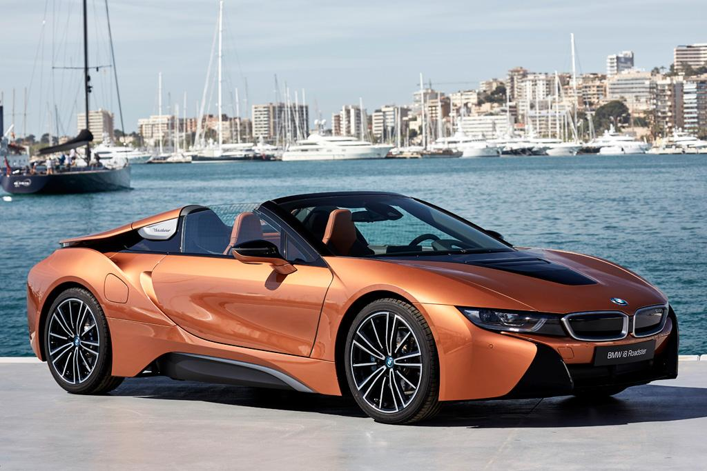 Bmw I8 Roadster 2018 Review Motoring Com Au