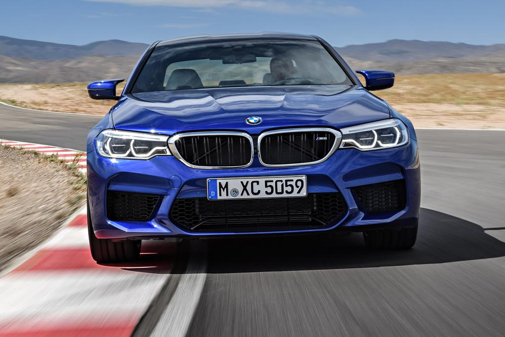 BMW announces new M5 pricing - motoring com au