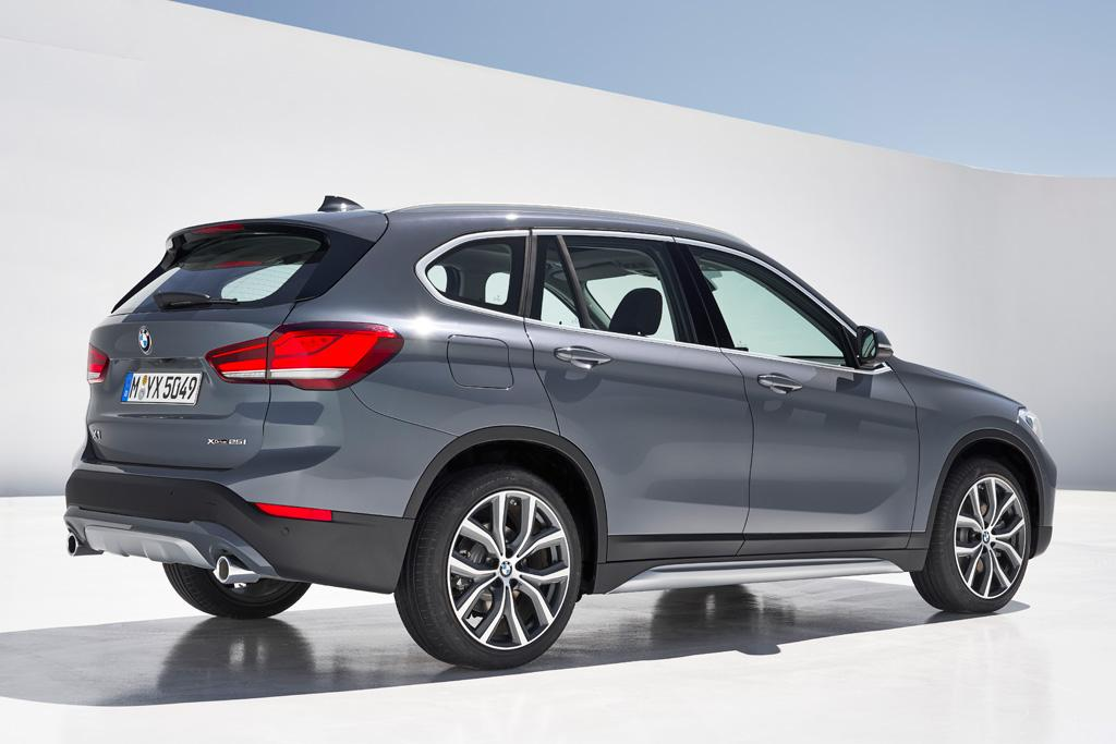 Facelift And Plug In Hybrid Power For 2019 Bmw X1 Motoring Com Au