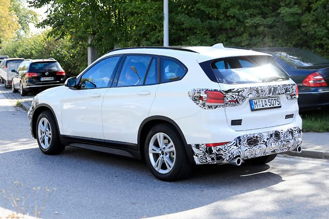 2019 BMW X1: Refreshed, Changes, Price >> Spy Pics Bmw X1 Updated Motoring Com Au