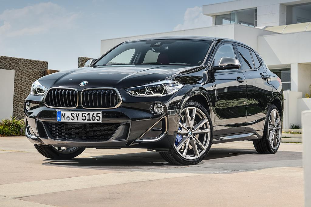 Hot Shot M Performance Model Confirmed For Bmw S Small Coupe Crossover In Australia