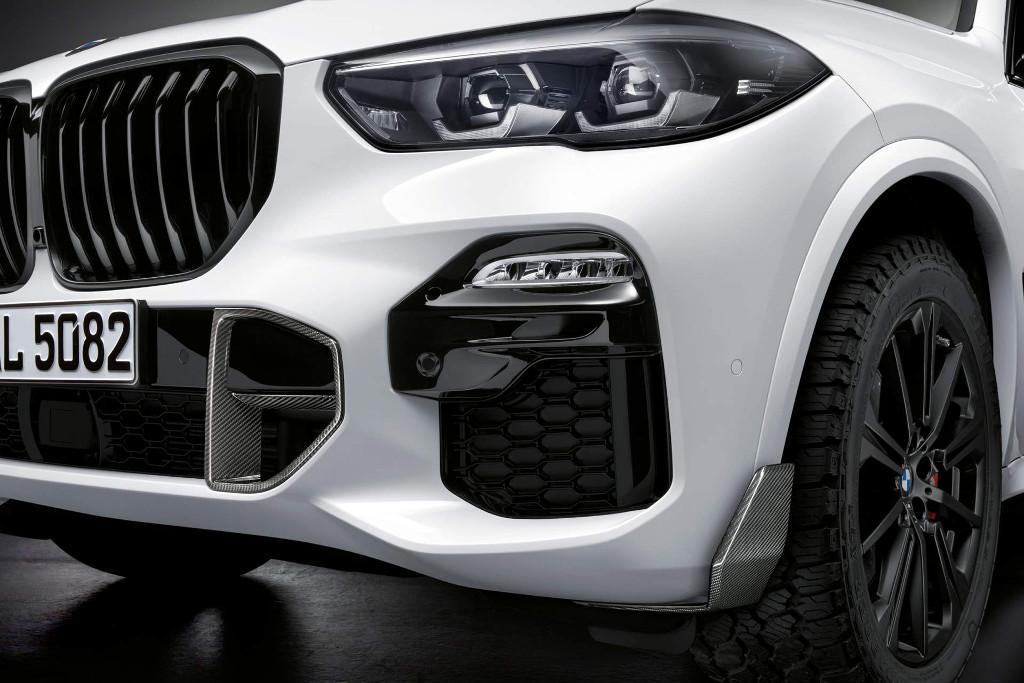 BMW X5 gets M Performance Parts - motoring com au