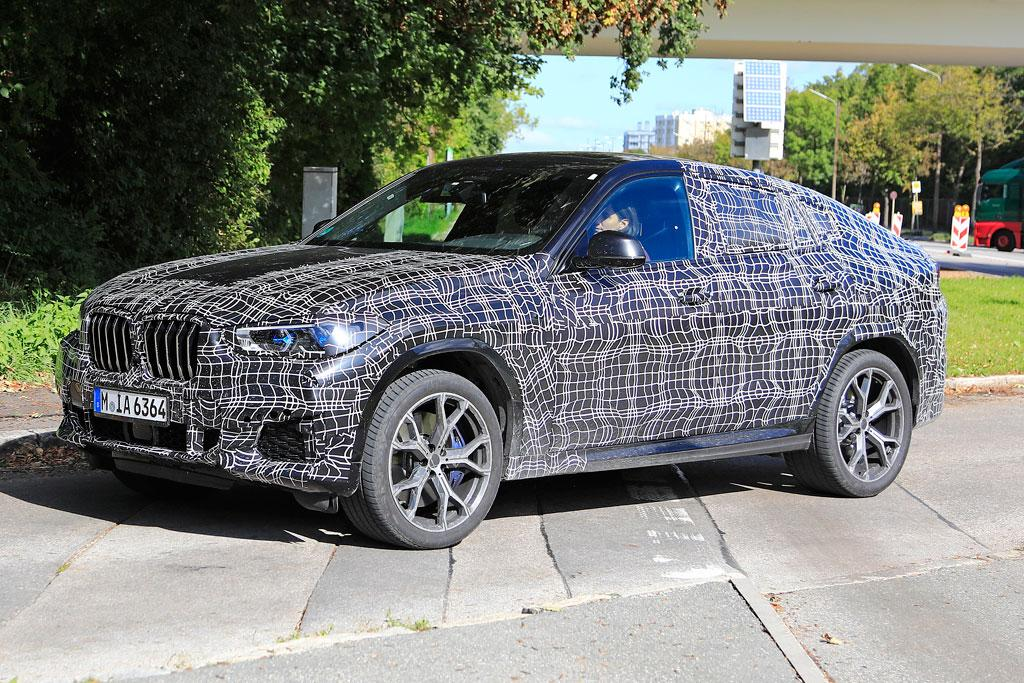 Spy Pics New Bmw X6 And X6 M Motoring Com Au