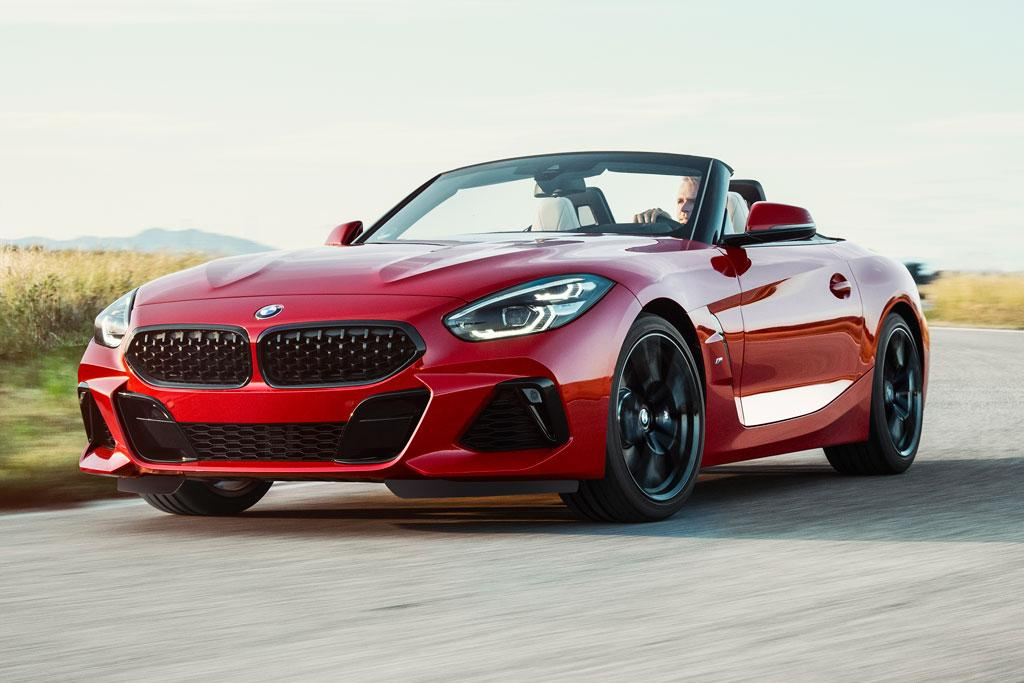 Official New Bmw Z4 Makes World Debut Motoring Com Au