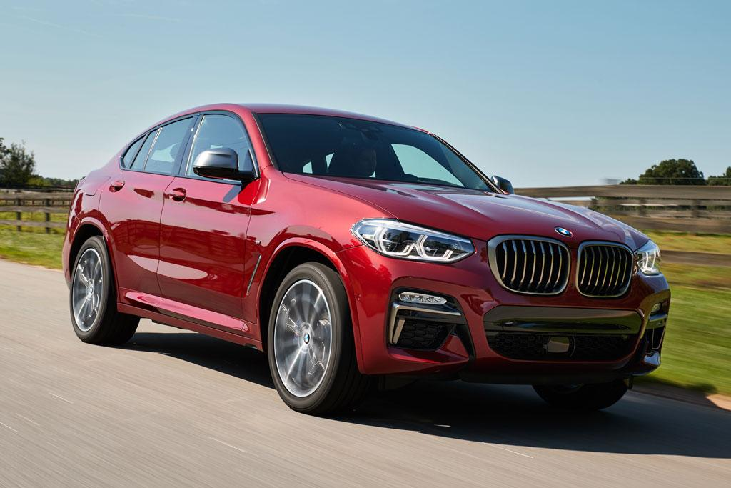 BMW X4 2018 Review