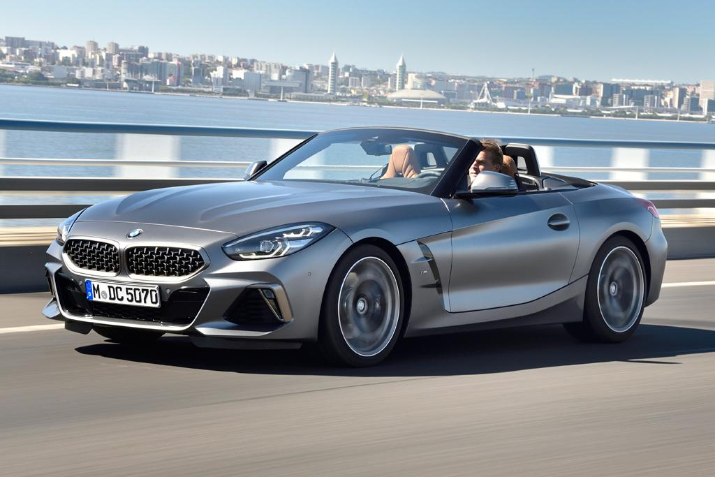 Bmw Z4 2019 Review Motoring Com Au