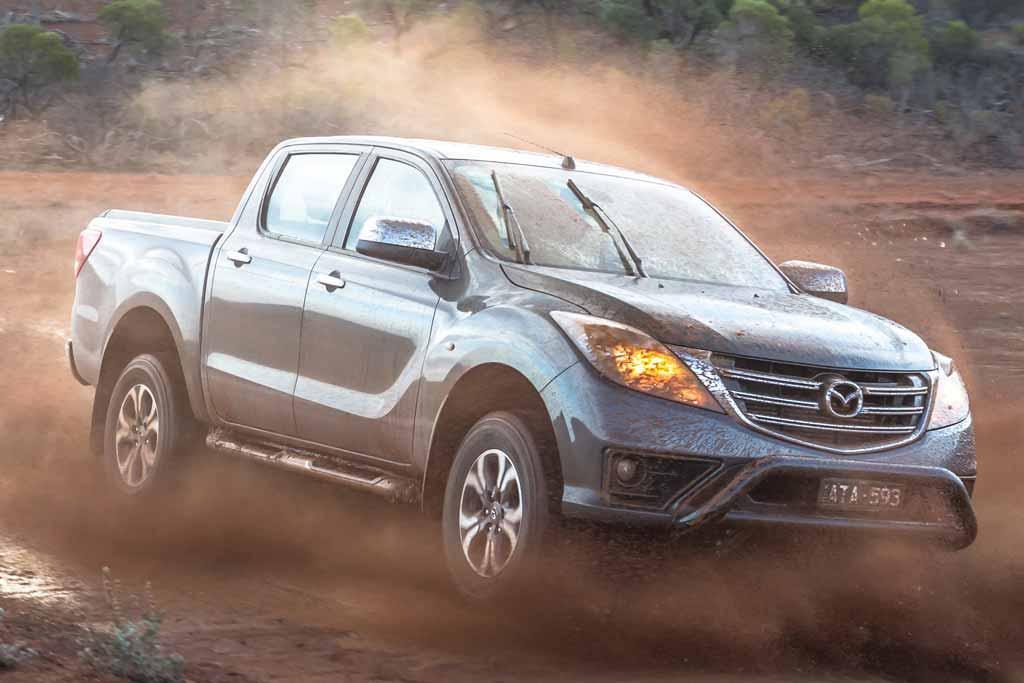 Mazda Bt 50 2018 Review Motoring Com Au