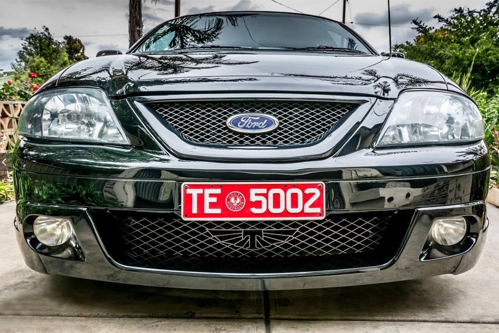 From The Classifieds 2002 Ford Te50 Motoring Com Au