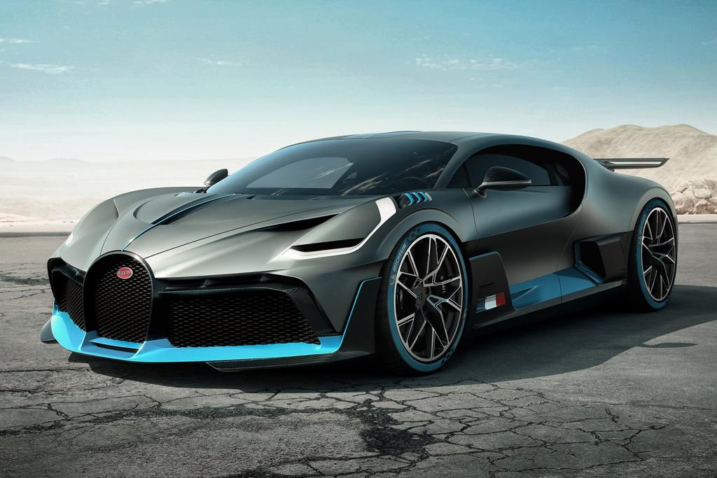 $7.9 million bugatti divo already sold out - motoring.au