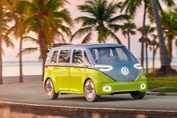 Volkswagen Group Announces Aggressive Plans For Electric Vehicles