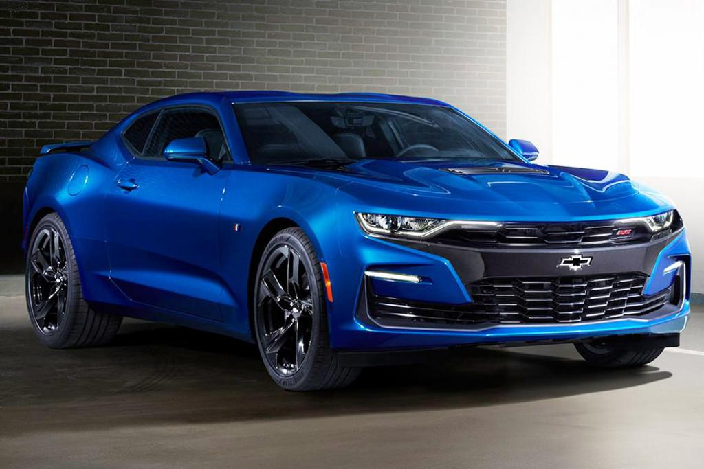 Chevrolet Facelifts Camaro For 2019 Motoring Com Au