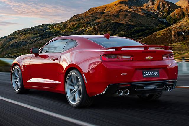 Walkinshaw to supercharge Camaro - motoring com au
