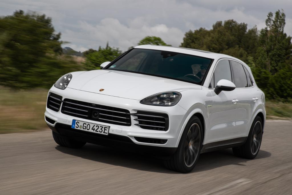 Porsche Readying Twin Turbo V8 Hybrid Power For Cayenne