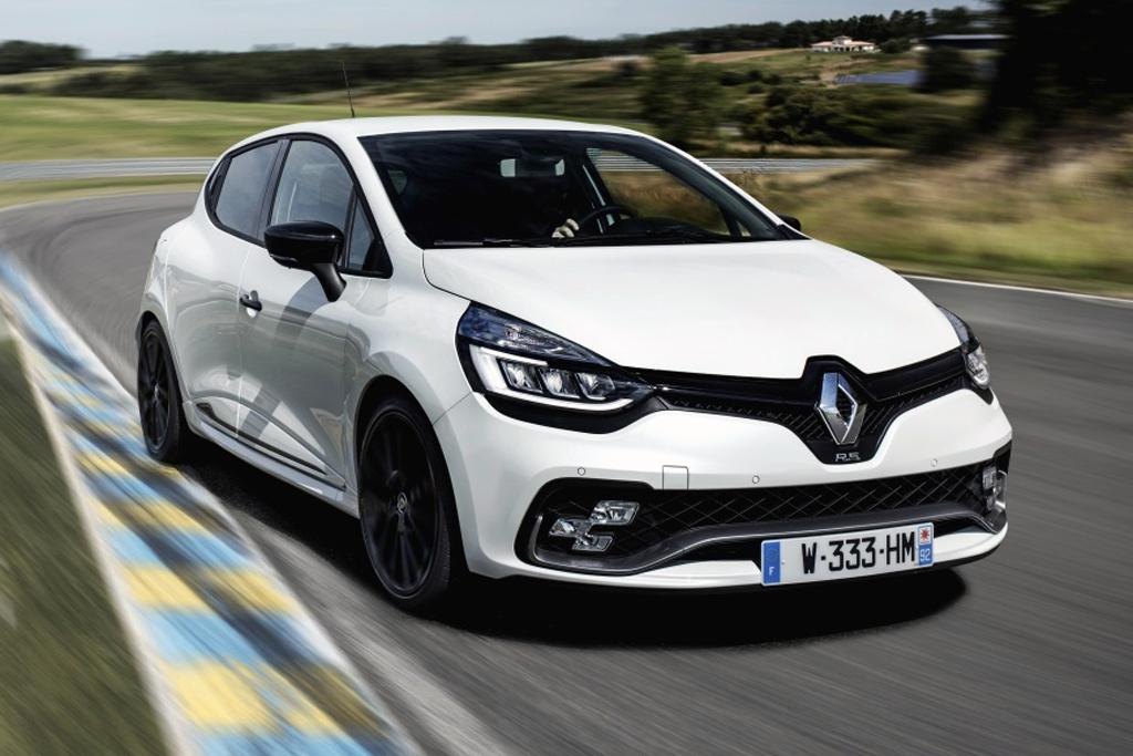 2018 renault clio. delighful clio changes to the gearbox and rev limiter make clio rs trophy faster to 2018 renault clio t