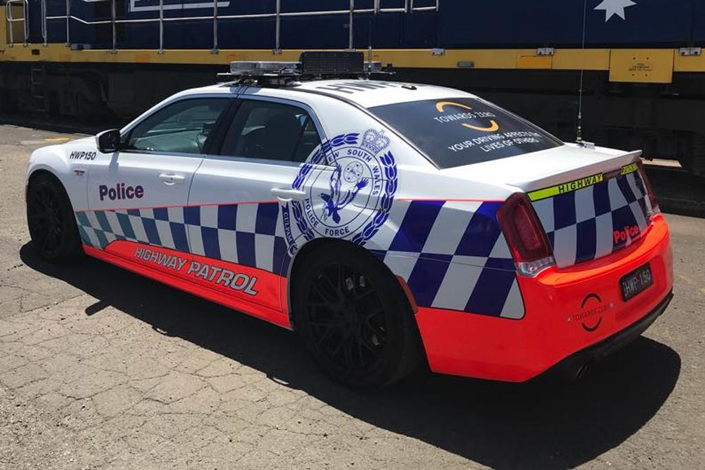 Chrysler 300 Srt Police Car Deal Done