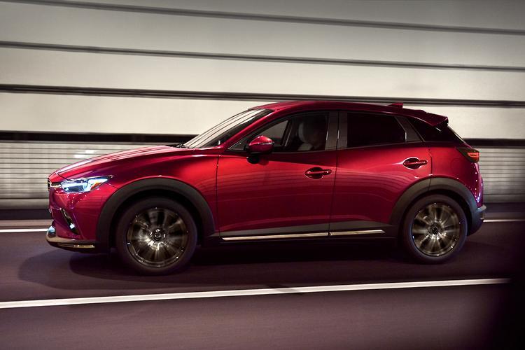Mazda cx 3 update