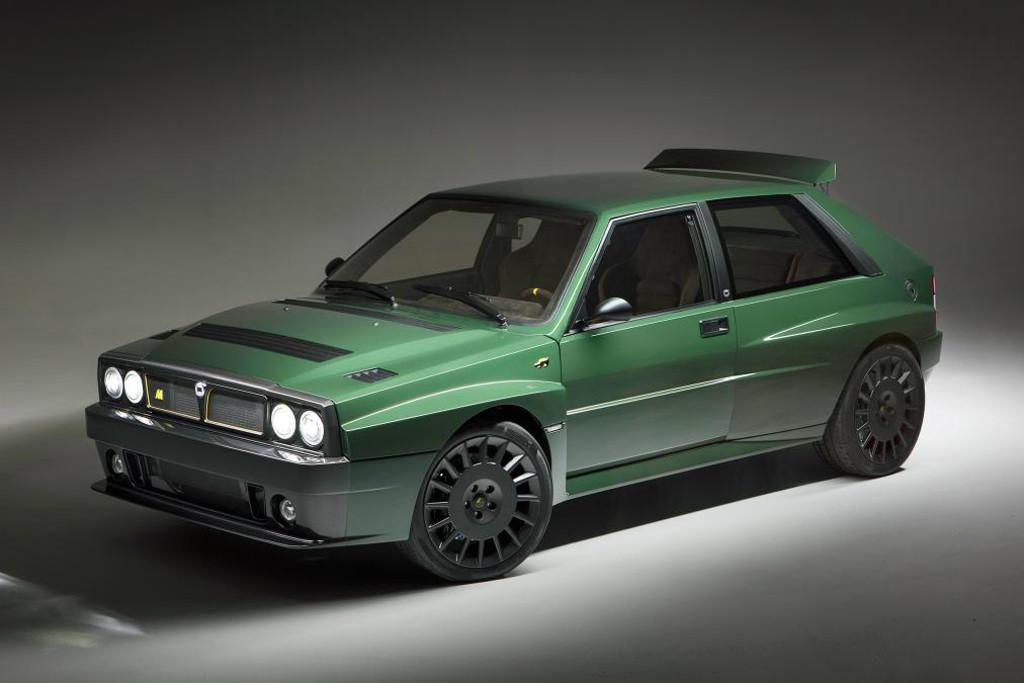 Lancia Delta Integrale Back From The Dead Motoring Com Au