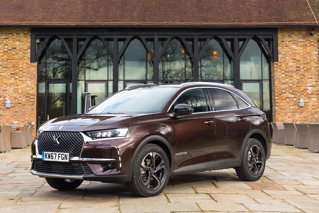DS says its whole range will be hybrid or electric by 2025