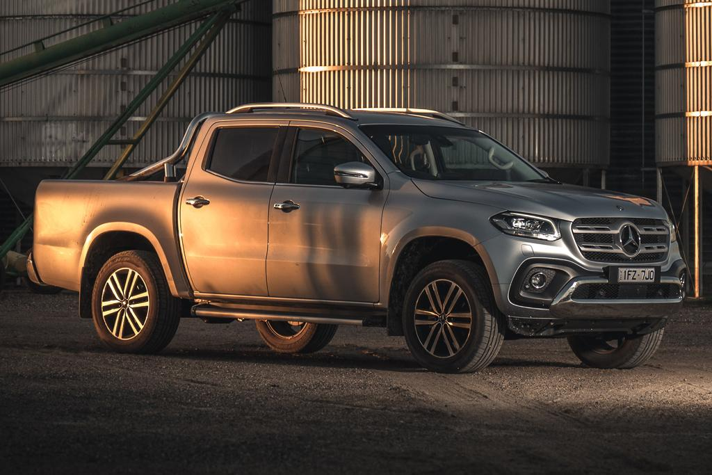Mercedes Benz X Class Not Just A Lifestyle Ute Motoring Com Au