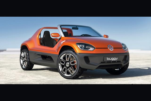 Volkswagen Rebirths The Dune Buggy Motoring Com Au