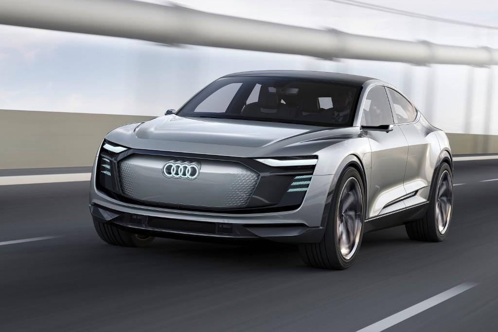 Shanghai Motor Show Audi Reveals E Tron Sportback Suv Motoringcomau