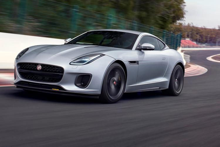 Jaguar F TYPE Gets New Tech For 2019