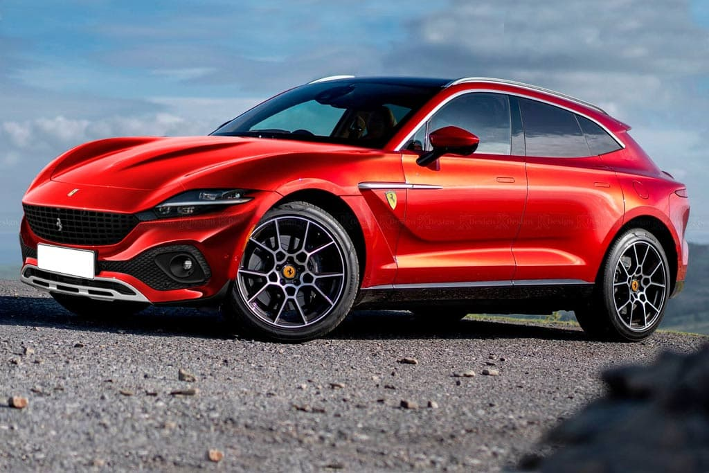 Ferrari Suv Details Emerge Motoring Com Au