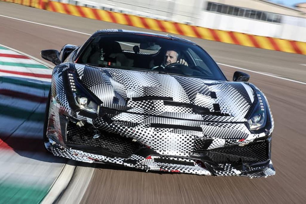 Ferrari V8 Hybrid Mid Engine Supercar To Launch In 2019 Motoring