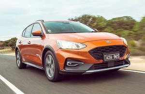 Ford Focus Active Crossover Under 30k Motoring Com Au