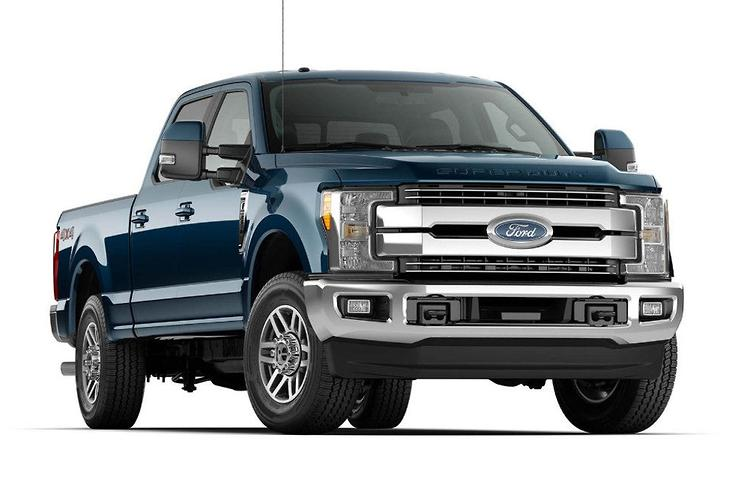 Ford F-150 diesel aims for 30 mpg at EPA