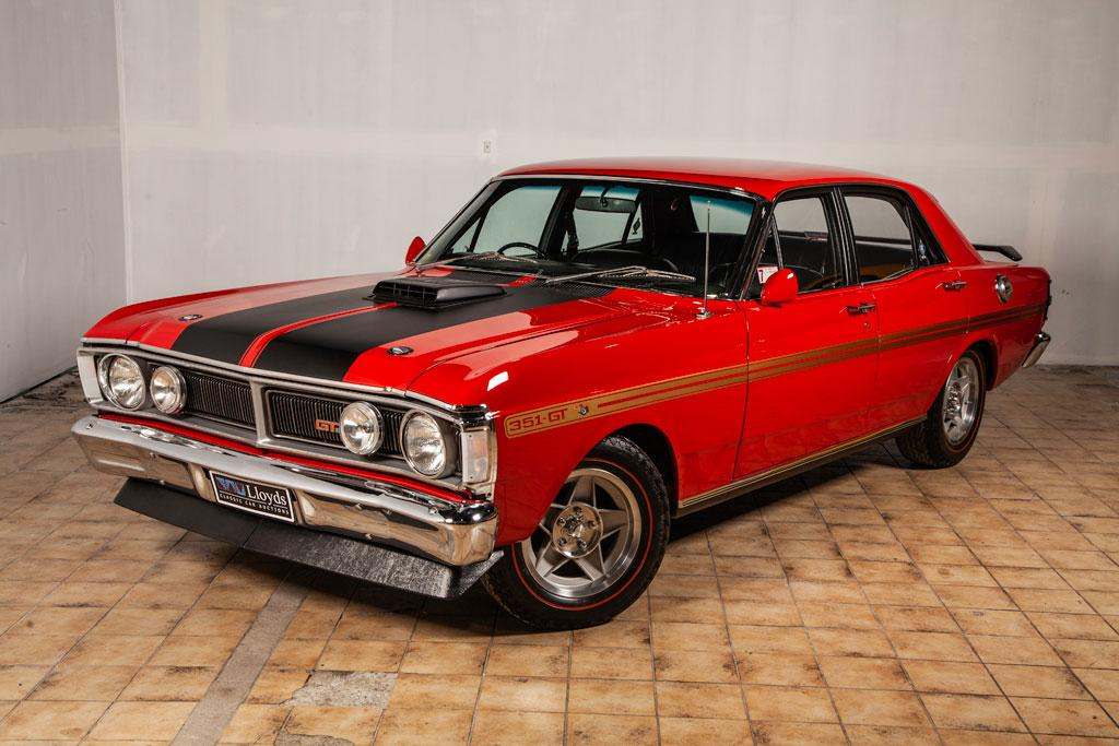 Developed For Bathurst Racing Duties Just Four Xa Gtho Falcons Were Built In Fords Lot  Special Vehicles Unit Before A Media Driven Super Car Scare