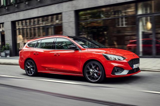 Fresh Ford Focus St Wagon Unleashed Motoring Com Au