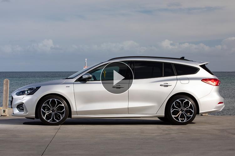 Ford Focus ST-Line 2019 Video Review - motoring com au