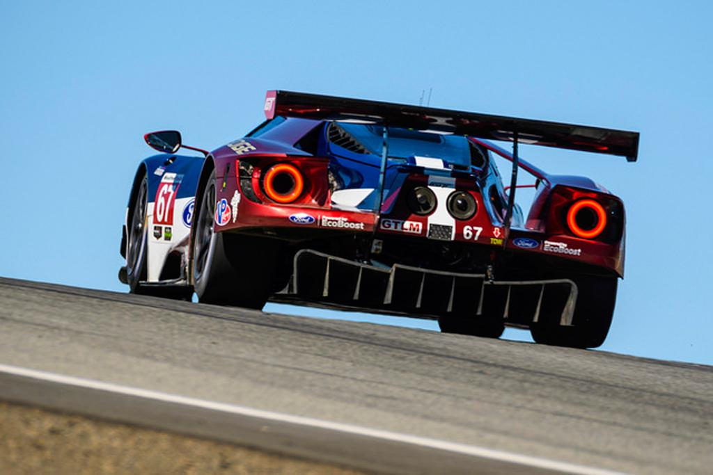 Le Mans Winning Ford Performance Gt Race Car To Take On Mount Panorama With Ryan Briscoe Behind The Wheel