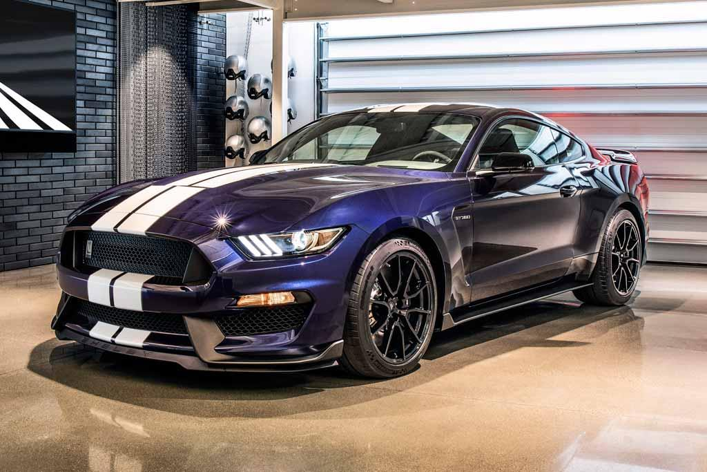 2019 ford mustang shelby gt350 unveiled