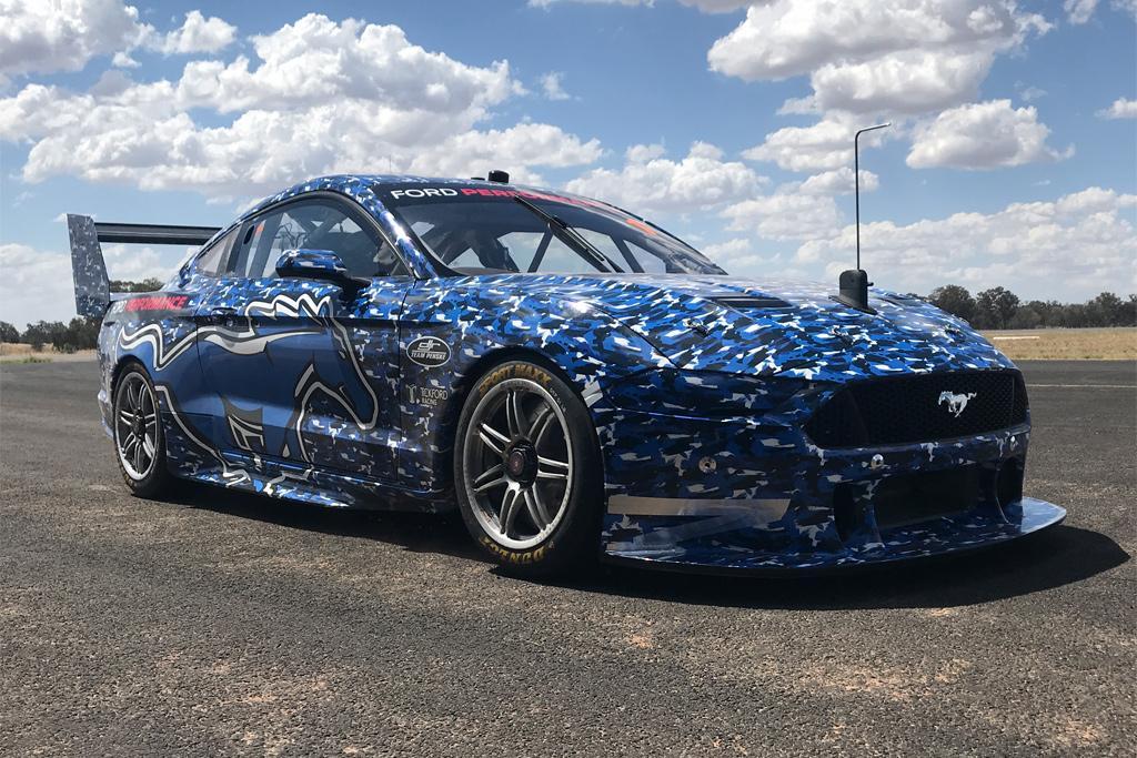 Motorsport Ford Mustang Supercar Is Go Motoring Com Au