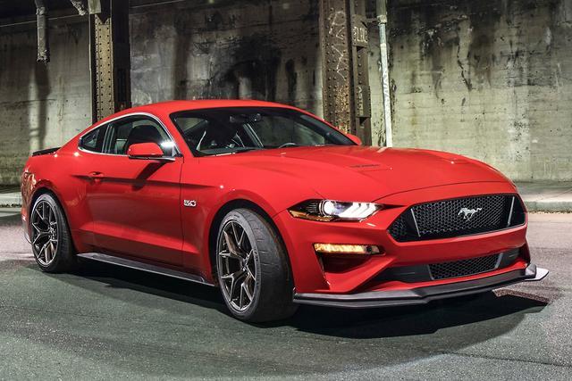2018 Ford Mustang Details Revealed Motoring Com Au