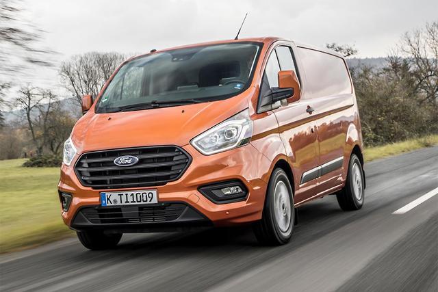 Ford Transit Custom van upgraded for 2018 - motoring com au