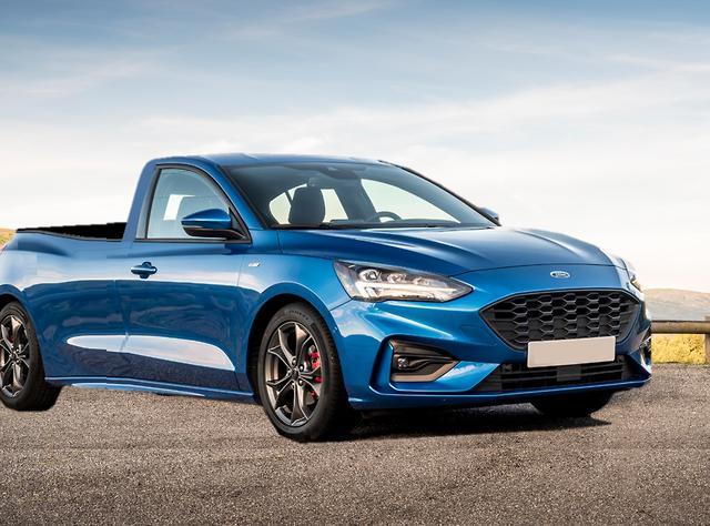 Ford Focus Compact Ute Coming 2021 Motoring Com Au