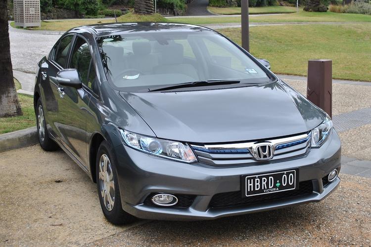 Honda Civic Hybrid: Road Test