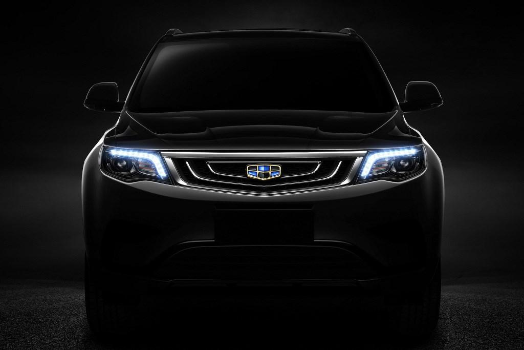 Geely teases all-new SUV - motoring.com.au