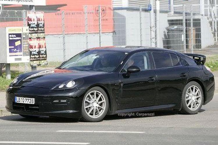 Porsche four,door in the open , motoring.com.au