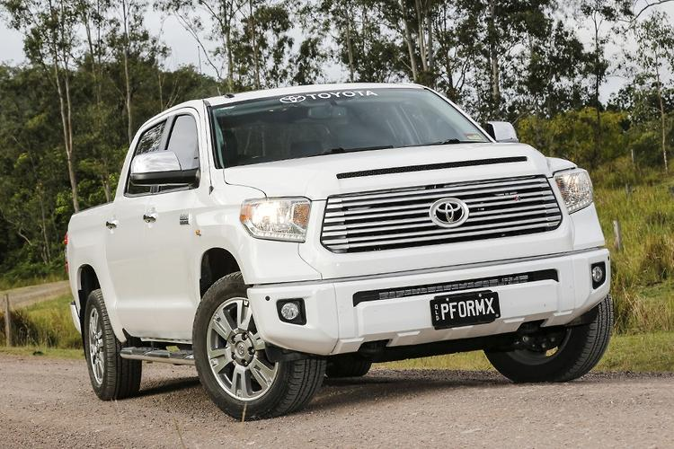 Toyota Tundra 2014 Review